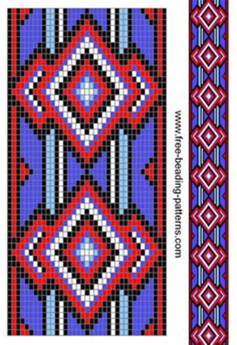pattern out in spanish free native american beadwork patterns re possibles bags