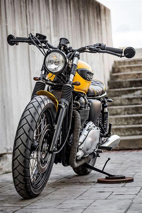 E Motorrad Diy by 01 Triumph Bonneville Macco Motors Motorr 228 Der Diy