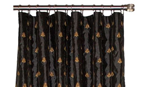 bumble bee curtains bumble bee shower curtain rlf home