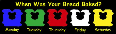 bread tie color bread twists colors