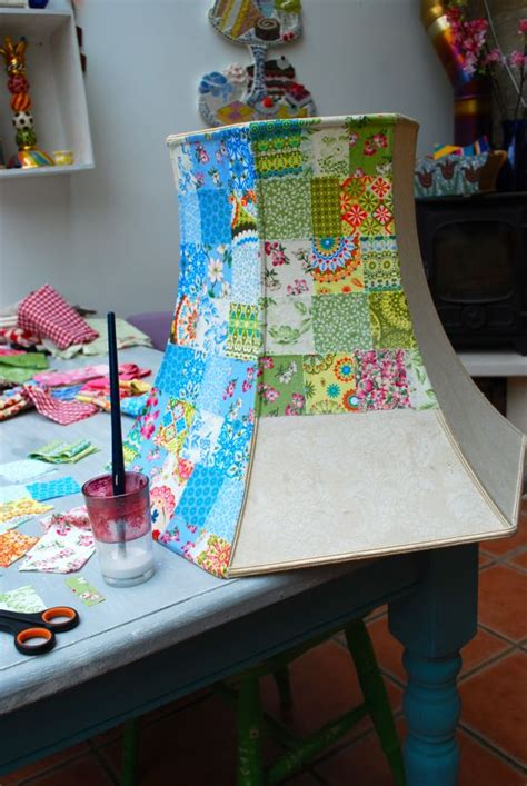 Decoupage Lshade With Fabric - best 25 lshades ideas on