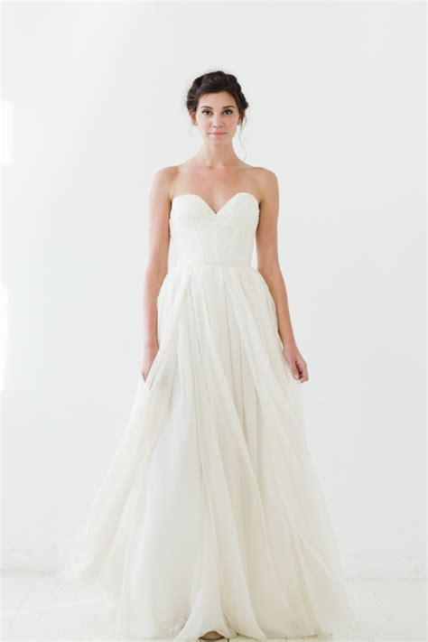 Sarah Seven Wedding Dresses Fall 2015