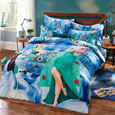 frozen queen size bedding frozen bed set twin queen king size ebeddingsets