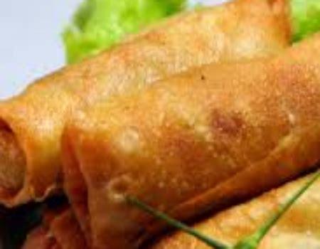 resep lumpia bihun isi ayam resep  membuat masakan
