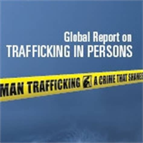 libro trafficking and global crime unodc report on human trafficking exposes modern form of slavery