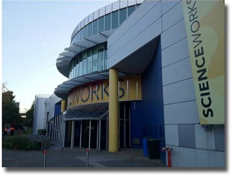 work melbourne scienceworks museum incorporating melbourne planetarium