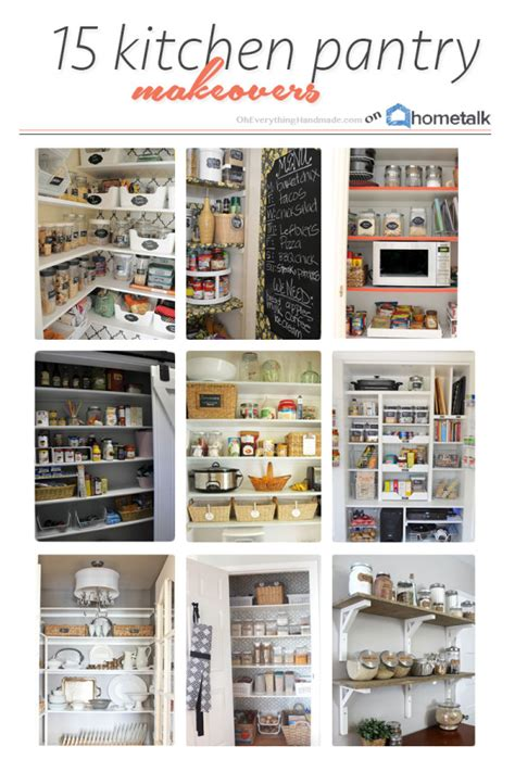 Kitchen Pantry Makeover by Diy How To Make A Garden Fence Oh Everything Handmade