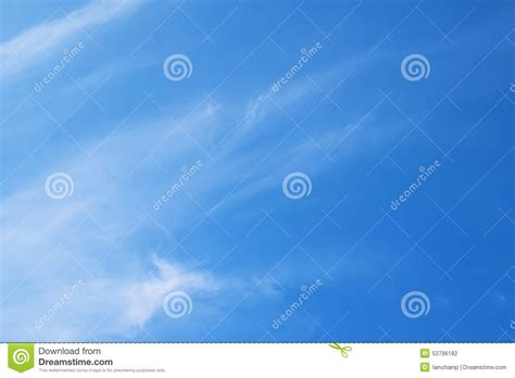 pattern blue sky clouds pattern and background royalty free stock image