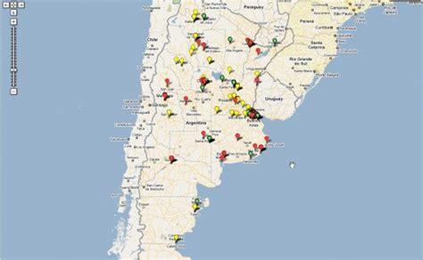 imagenes satelitales online argentina mapa de la velocidad de internet en argentina redusers