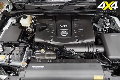 nissan patrol y62 diesel engine y62 nissan patrol ti review 4x4 australia
