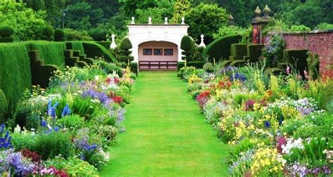 gardens to visit cheshire near chester like arley hall great british gardens