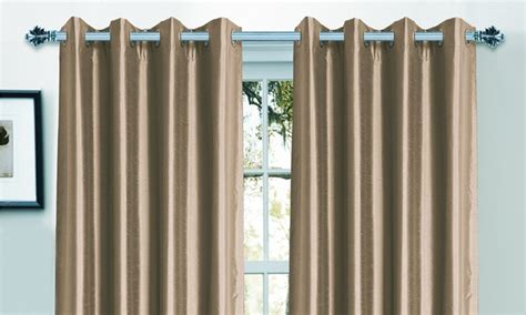 Bella Luna Blackout Curtain Pair Groupon