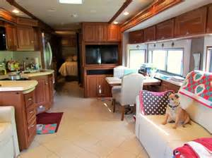 Renovating A Camper a look inside our rv the traveling sitcom