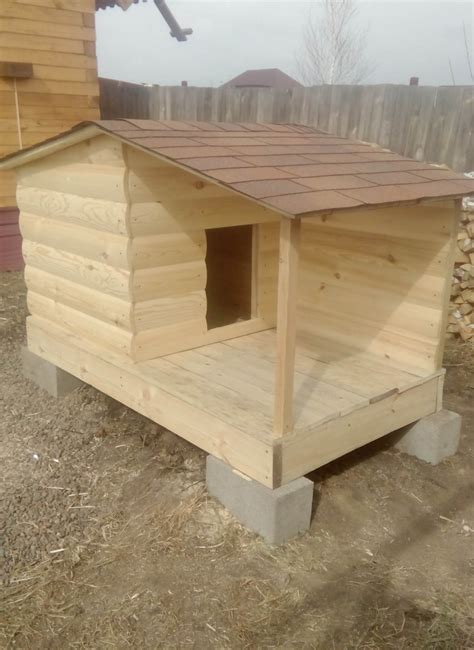 homemade dog house how to build a quick and easy dog house 6 pics