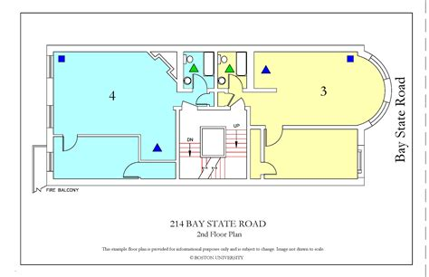 bu housing floor plans 214 bay state road 187 housing boston university