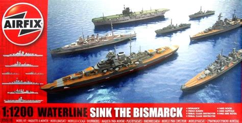 Sink The Bismarck by Wargaming Miscellany Why The Airfix Sink The Bismarck