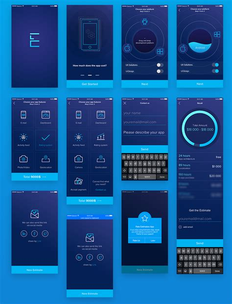 layout app cost app design cost how to avoid mistakes and pay less