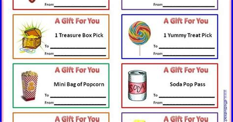 Classroom Behavior Ticket Template Out These Colorful Coupons Throughout The Year For Pbis Ticket Template