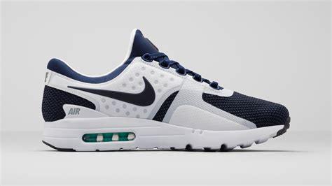 Sepatu Nike Airmax Zero Navy White nike air max zero navy date de sortie release date