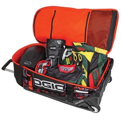 ogio motocross gear bags ogio wheeled gear bag rig 9800 160 l versch farben mx