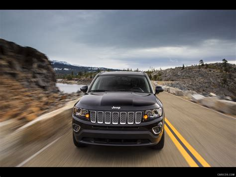 2014 jeep compass front hd wallpaper 13