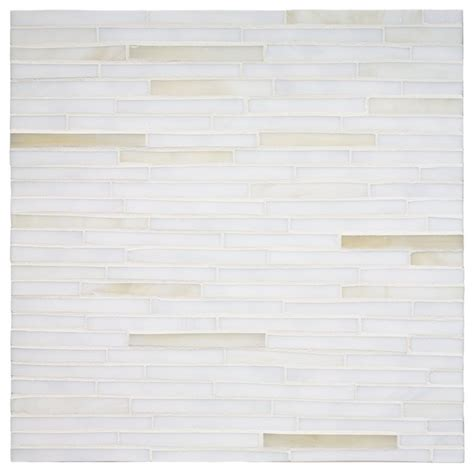 tempo bamboo mosaic modern tile other metro by
