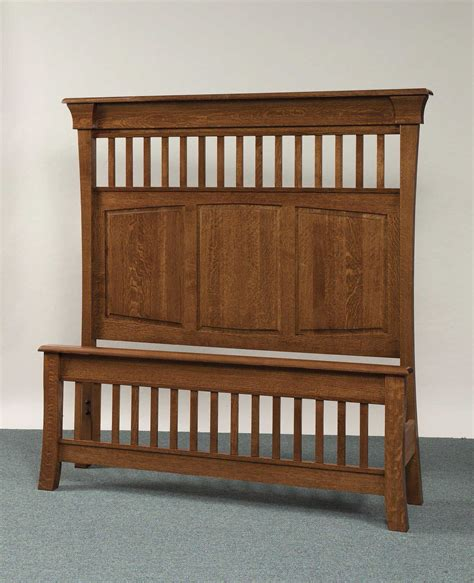 Banbury Collection Panel Bed Amish Valley Products Banbury Bedroom Furniture