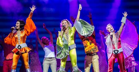 Mamamiya Musical Mobile mamma look which musical s returning to cardiff