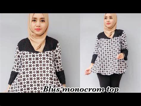 Now Baju Atasan Wanit model atasan batik wanita muslim baju batik wanita terbaru model blouse untuk kerja kantoran