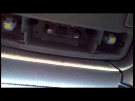 seat bulbs seat vw change interior light bulbs to white led