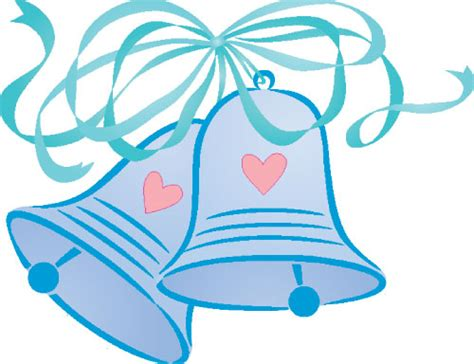 Wedding Bells Clip Free by Wedding Bells Images Cliparts Co