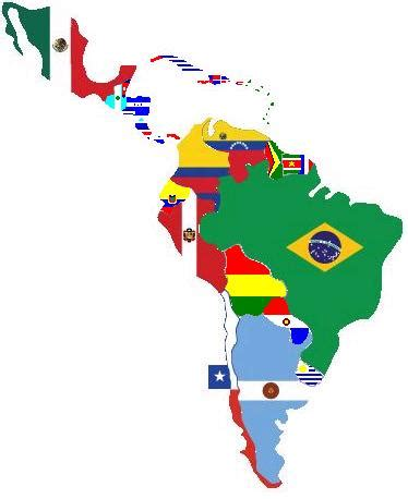 south america map with flags hotel america locorockvacanze