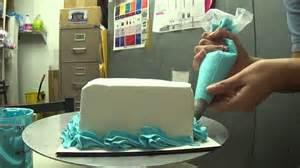 How To Make Baptism Decorations Basic Cake Decoration Youtube