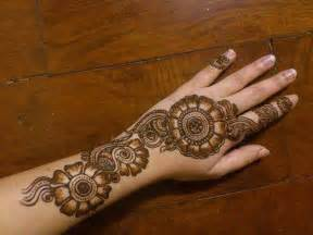 Latest mehendi designs for eid current styles with fashion spot