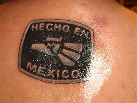 hecho en mexico tattoo designs hecho en mexico picture