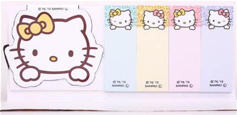 Sticky Notes Hello Cat Sno039 hello cat index stickers bookmark sticker magnet sticky notes sticker stationery shop