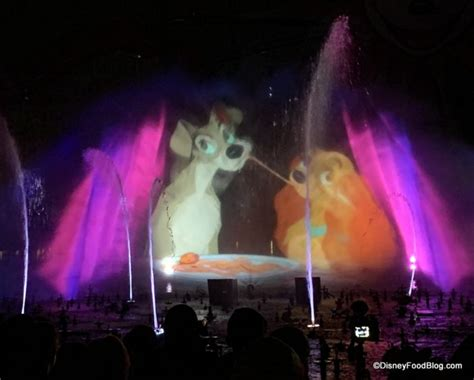 world of color dining package review world of color dining package at wine country