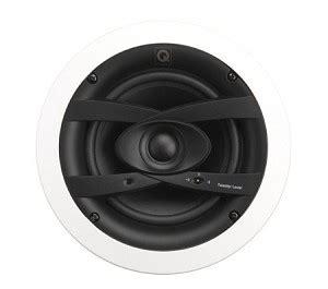 q install qi65cw weatherproof 6 5 quot ceiling speaker pair