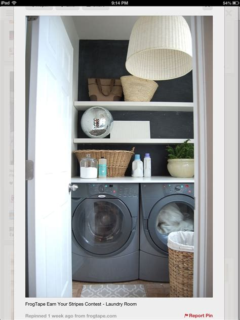 Laundry Room Light Grey Countertops Silver Washer And Premade Laundry Room Cabinets