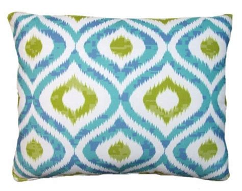 Outdoor Pillows Only by Blue Ikat Outdoor Pillow Only 44 95 At Garden
