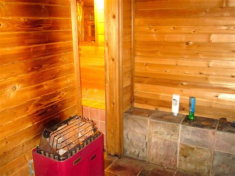 Keller Sauna by Raible Designs The Basement Sauna Project
