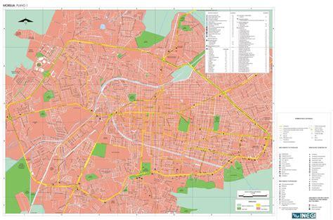 de michoacan mexico map maps of morelia map michoacan de oco mexico mapa
