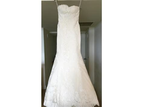 pronovias wedding dresses for sale preowned wedding dresses pronovias princia 1 000 size 4 used wedding dresses