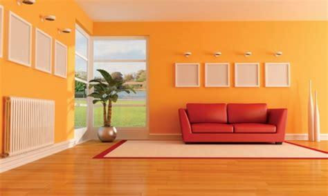 einrichten mit farben farbe orange der andere name f 252 r trend archzine net