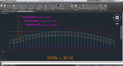 frame design 2d youtube steel structure design dome 2d hd youtube