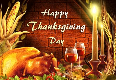 imagenes animadas de thanksgiving day happy thanksgiving day animated ecards gifs pics