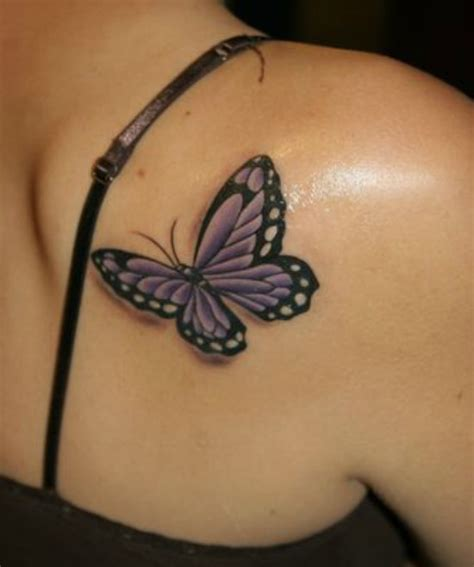 50 gorgeous butterfly tattoos and their meanings you ll