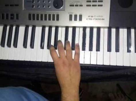 keyboard tutorial of tum hi ho tum hi ho aashiqui 2 basic piano tutorial youtube