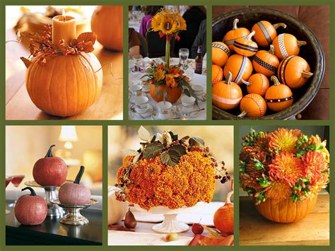 fall and harvest decorations wedding centerpieces pumpkin harvest the wedding specialists