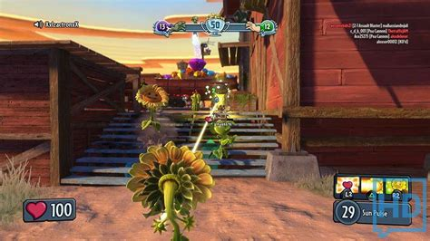 Garden Warfare Gameplay by Plants Vs Zombies Garden Warfare Gameplay 2 3 Hd Tecnolog 237 A